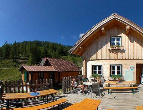 Almrauschhütte – Kulinarik und Urlaub